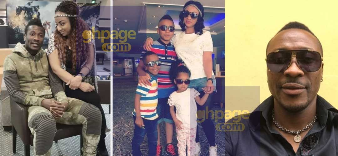 Asamoah Gyan and wife DNA test date finally given