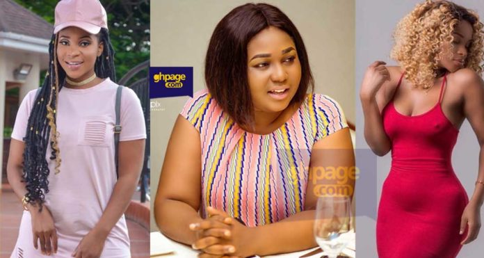 Benedicta Gafah rain curses on Xandy Kamel on a live TV