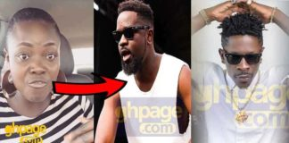 Sarkodie's punchlines in his diss song to Shatta Wale are too weak-Bigail