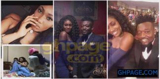 Video of Wendy Shay caught in bed naked with Bullet by girlfriend finally leaks online [Watch]