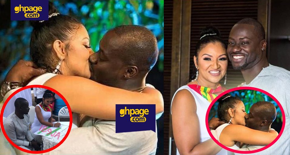 Chris Attoh wedding7 - Chris Attoh rids his instagram of pictures of his new wife.