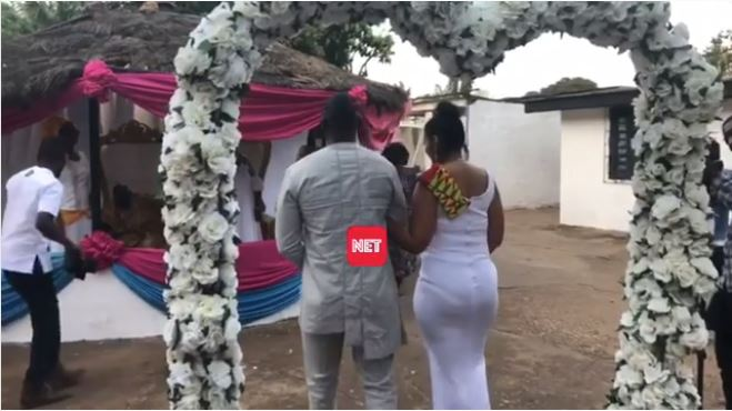 Chris Attoh remarries ten months after his divorce with Damilola