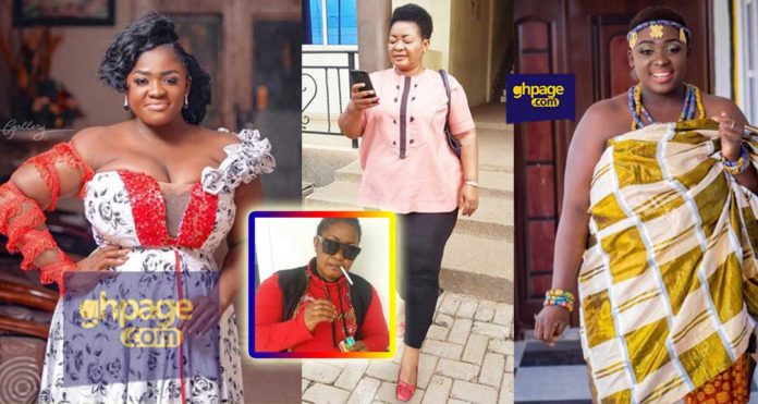 Pay me my GH¢10K or else....-Christiana Awuni warns Tracey Boakye