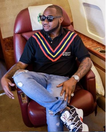 Davido shares after S£x video with fiancée Chioma