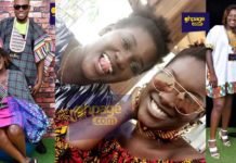 Pre-Wedding photos: Late Ebony Reigns' sister Foriwaa breaks silence -Reveals the idea behind it