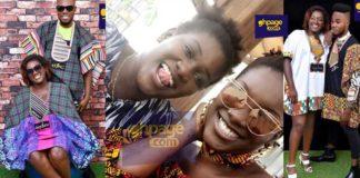 Pre-Wedding photos: Late Ebony Reigns' sister Foriwaa breaks silence -Reveals the idea behind it