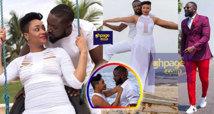 Pokello fights Elikem in court over divorce just 3 years after marriage