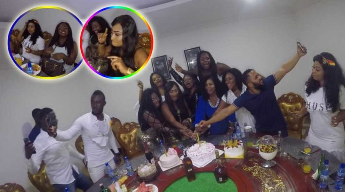 Kumawood stars storm Ellen White's birthday party