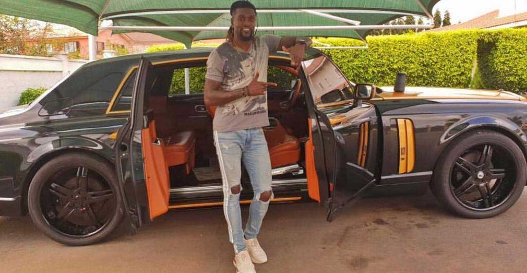 A look inside the luxurious cars owned by Emmanuel Adebayor