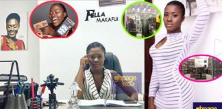 Here are all the businesses owned by Fella Makafui