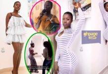 Fella Makafui reveals secret of success;claims she speaks to God every night