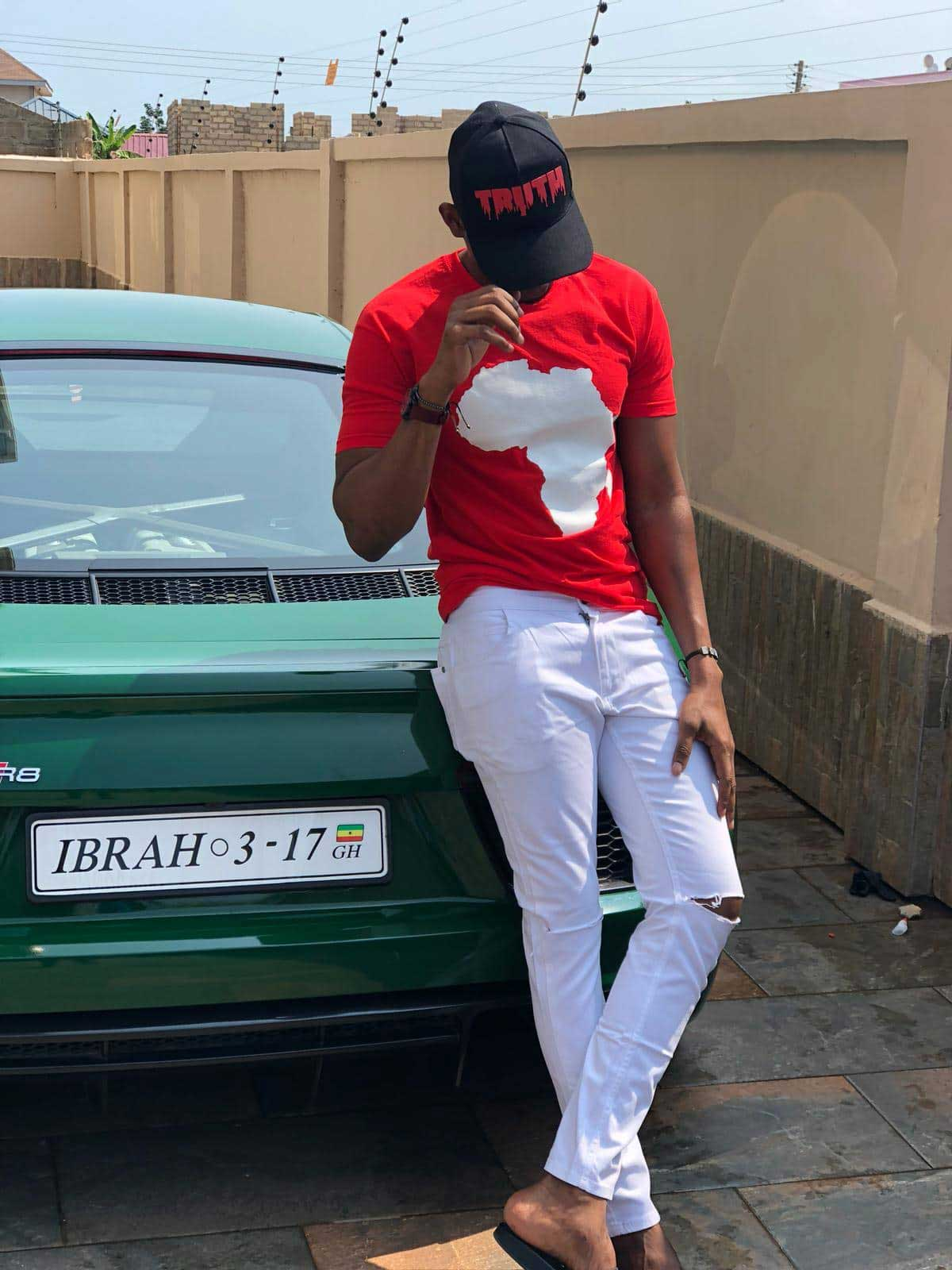 Ibrah One - The only friend you can trust in Ghana now is a dog – Ibrah One