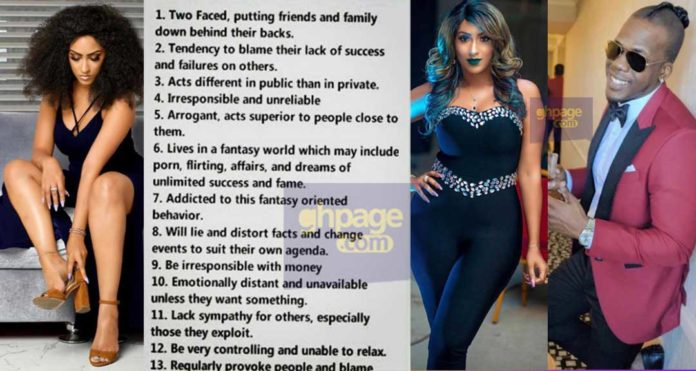 Juliet Ibrahim lists 13 awful things her Nigerian boyfriend, Iceberg Slim did that led to their breakup including p0rn addiction and womanizing [Details]