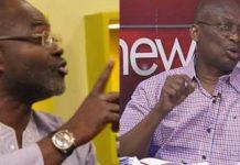 Kweku Baako sues Kennedy Agyapong for defamation