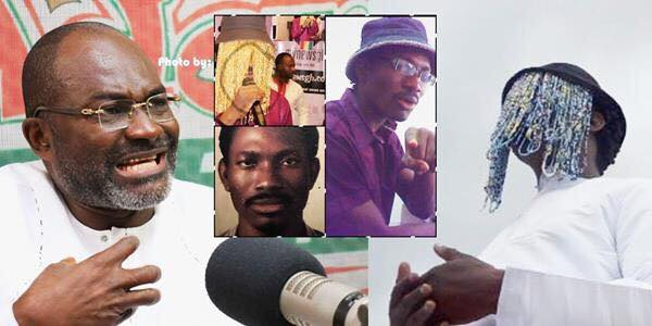 Kennedy Agyapong explains what happened in court with Anas