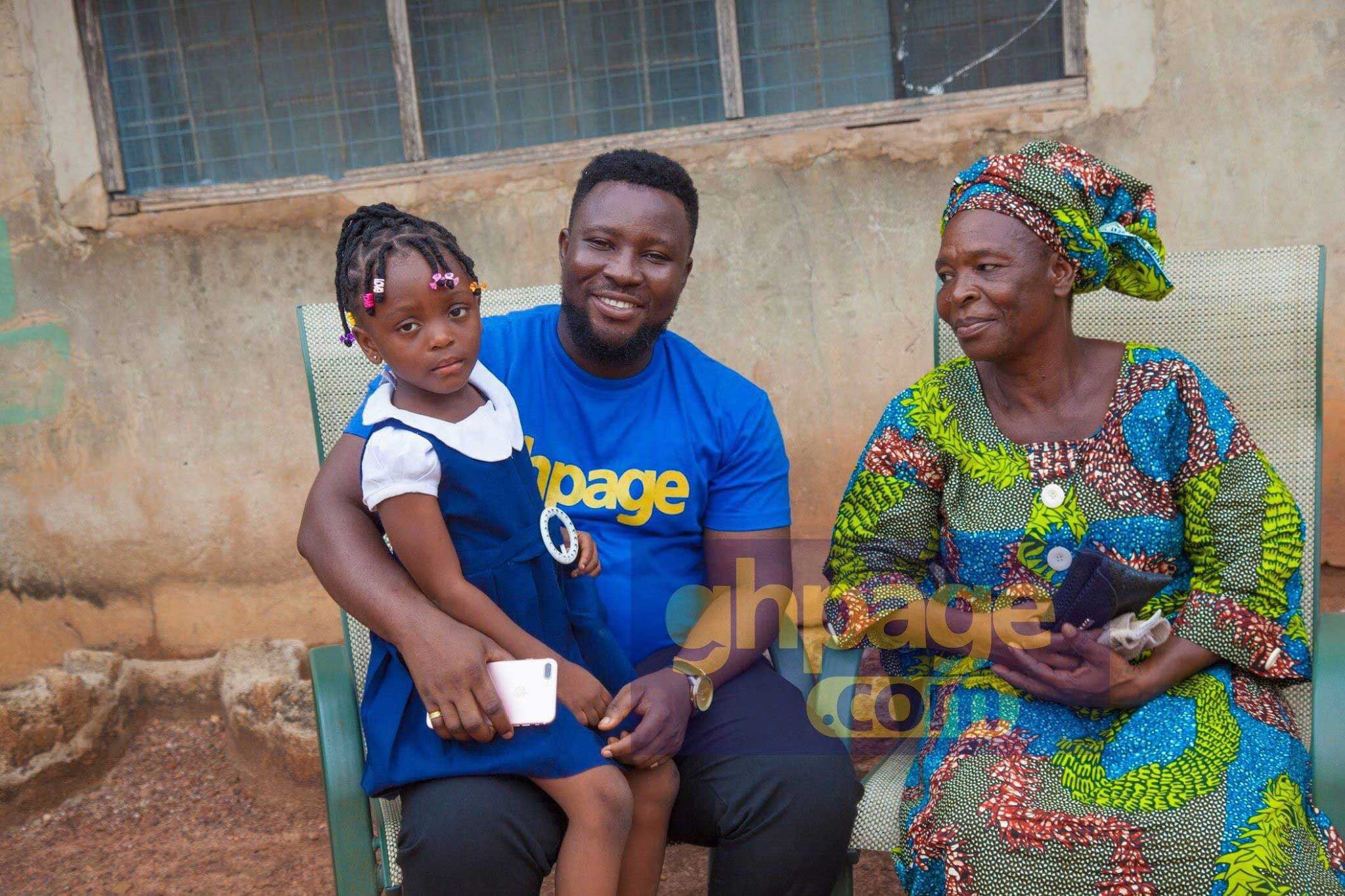 Kwaadee family Rashad - Okomfo Kwaade has relapsed-Oguns Kele has sacked him from his house