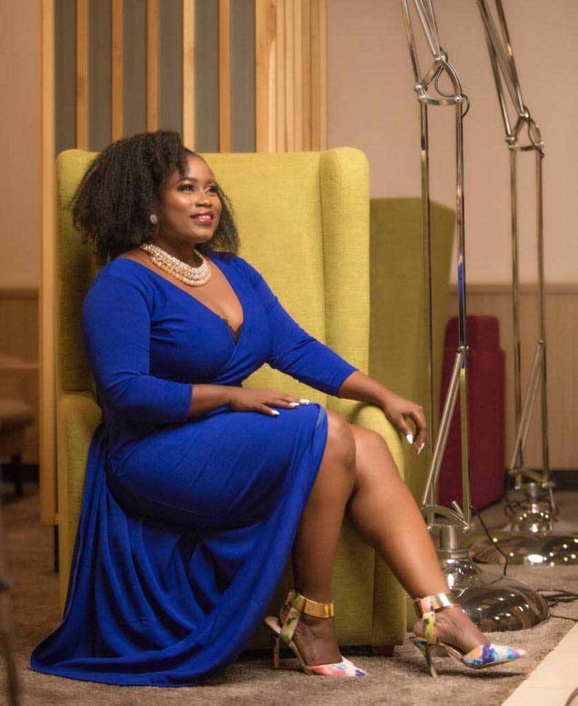 Check Out Lydia Forson Happy Birthday Pictures