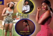 Kumawood actress Maame Yaa Jackson glows in beautiful birthday photos