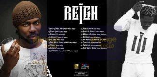 "Mensa roasted on social media over his ""Reign"" album tweet"
