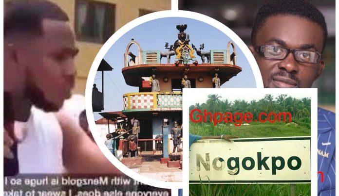 Menzgold customer threaten to take NAM 1 to Nogokpo