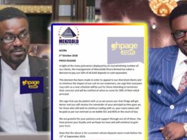 """Come for 50% of your principal deposit""-New fake press statement from Menzgold states [Read]"