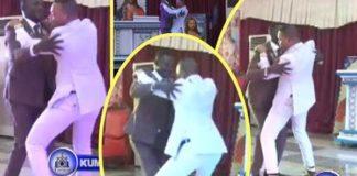 Angel Obinim debuts new dancing skills