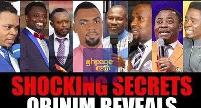 Obinim names pastors in Ghana who are also 'Angels'