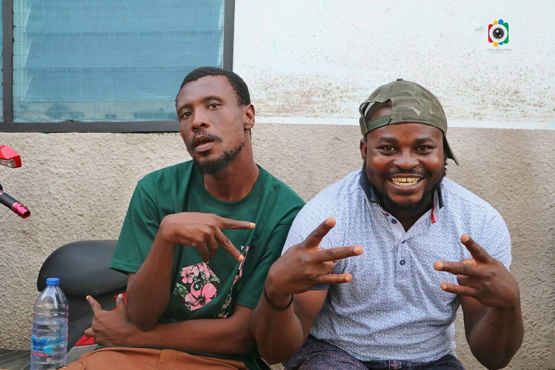 Ogunskele of 2Toff and Okomfo Kwaade - Okomfo Kwaade has relapsed-Oguns Kele has sacked him from his house
