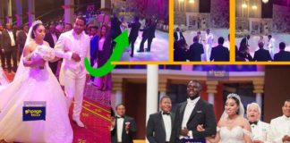 "Pastor Chris dances ""Shaku Shaku"" with his son-in-law"