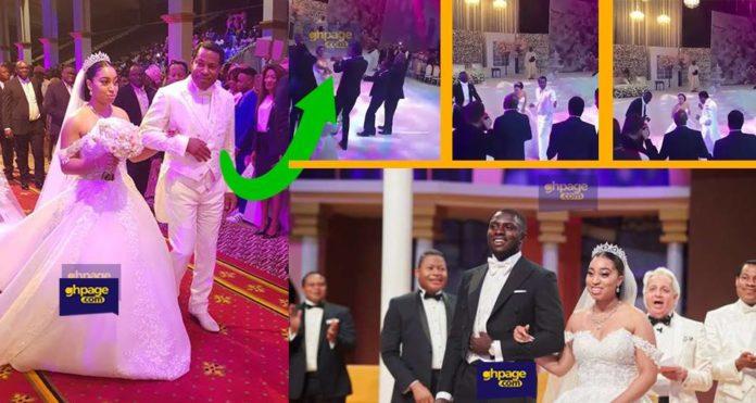 Pastor Chris dances