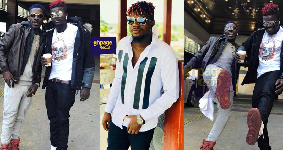 Pope Skinny and Shatta Wale 1 - Pope Skinny attacks Shatta Wale in a new video after he sacked him