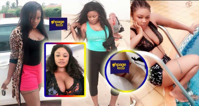 Photos of Queen Lissa, wannabe actress whose Atopa tape is going viral