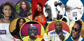 """Ghanaians blast Bullet after releasing """"atopa tape"""" with Wendy Shay"""
