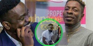 Sarkodie's first public interview after advice diss track to Shatta Wale