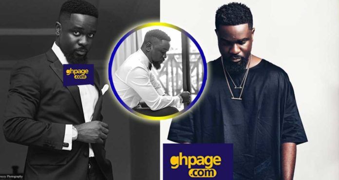 Sarkodie and his lawyer finally breaks silence on the stolen car accusations