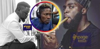 "Finally, Manifest reacts to Sarkodie's Diss to Shatta Wale - Compares it to his ""God MC"" [Audio]"