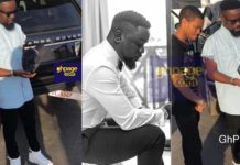 Sarkodie launches Range Rover Vogue to challenge Shatta's 'Advice' Benz