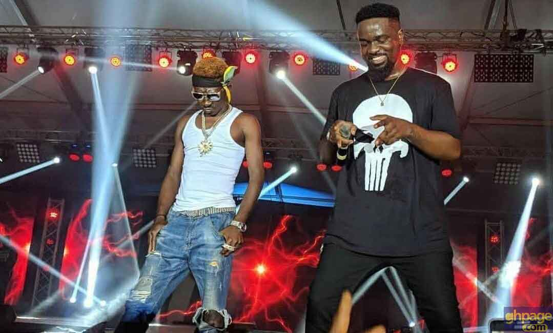 Image result for sarkodie and supa
