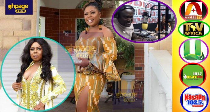 Afia Schwar reveals why she moved between different stations