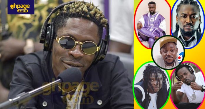"""I will continue """"beefing"""" my ignorant colleagues – Shatta Wale"""