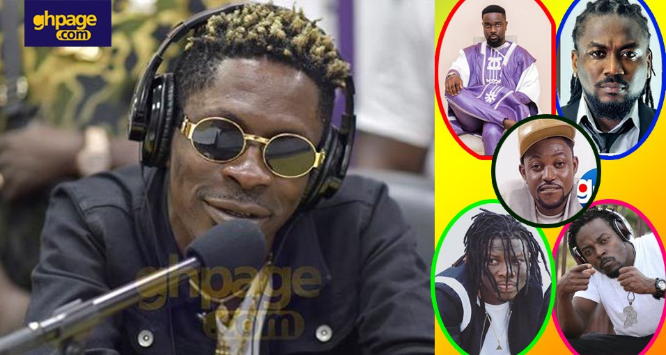 "I will continue ""beefing"" my ignorant colleagues – Shatta Wale"