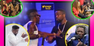 Sarkodie's advice diss proves he's poor - Shatta Wale