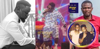 Sarkodie made Shatta Wale's Album launch successful-Okraku Mantey