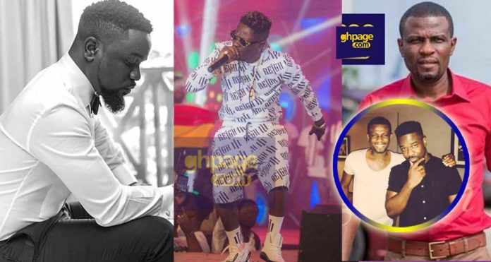 Sarkodie made Shatta Wale's Album launch successful-Okraku Mantey