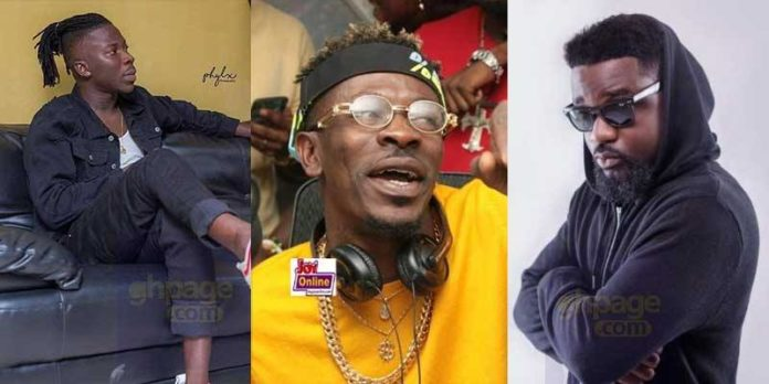 Stonebwoy, Sarkodie and others need to respect me - Shatta Wale