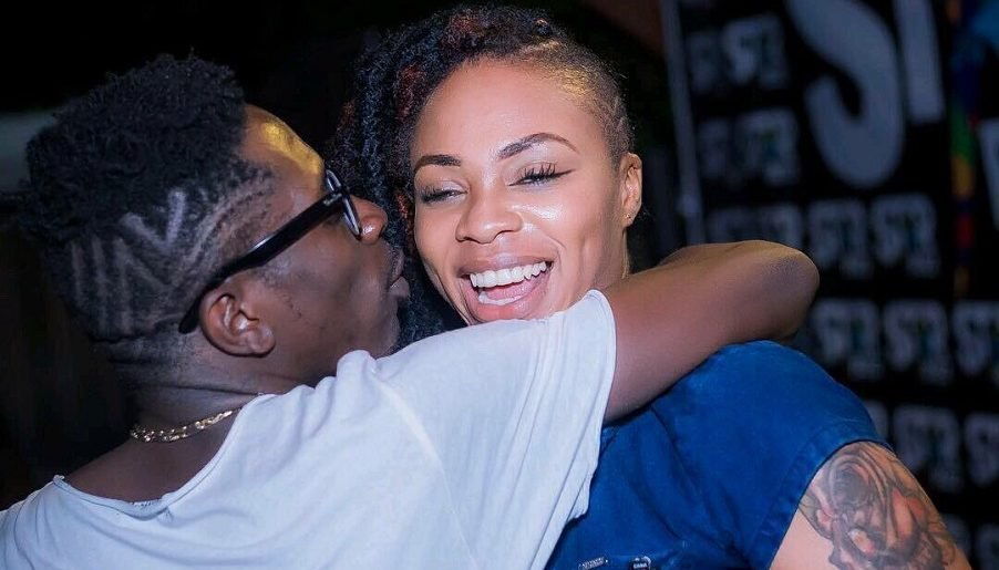 Shatta Wale Michy 1 - I gave Michy out to guys to chop in exchange for money-Shatta Wale