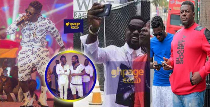 Bulldog confirms Samini and Stonebwoy were snubbed at the 'Reign' concert