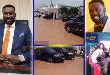 Cars & mansion of Sledge,Shatta fan who bought Reign album for ¢150K