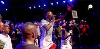 """Reign"" album launch wasn't sold out, it was a 'free event' – Stonebwoy +Video"