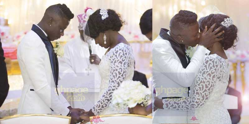 My wife plays a significant role in my music career – Stonebwoy reveals